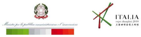 La Pubblica amministrazione a Expo 2010 Shanghai: Italia degli innovatori